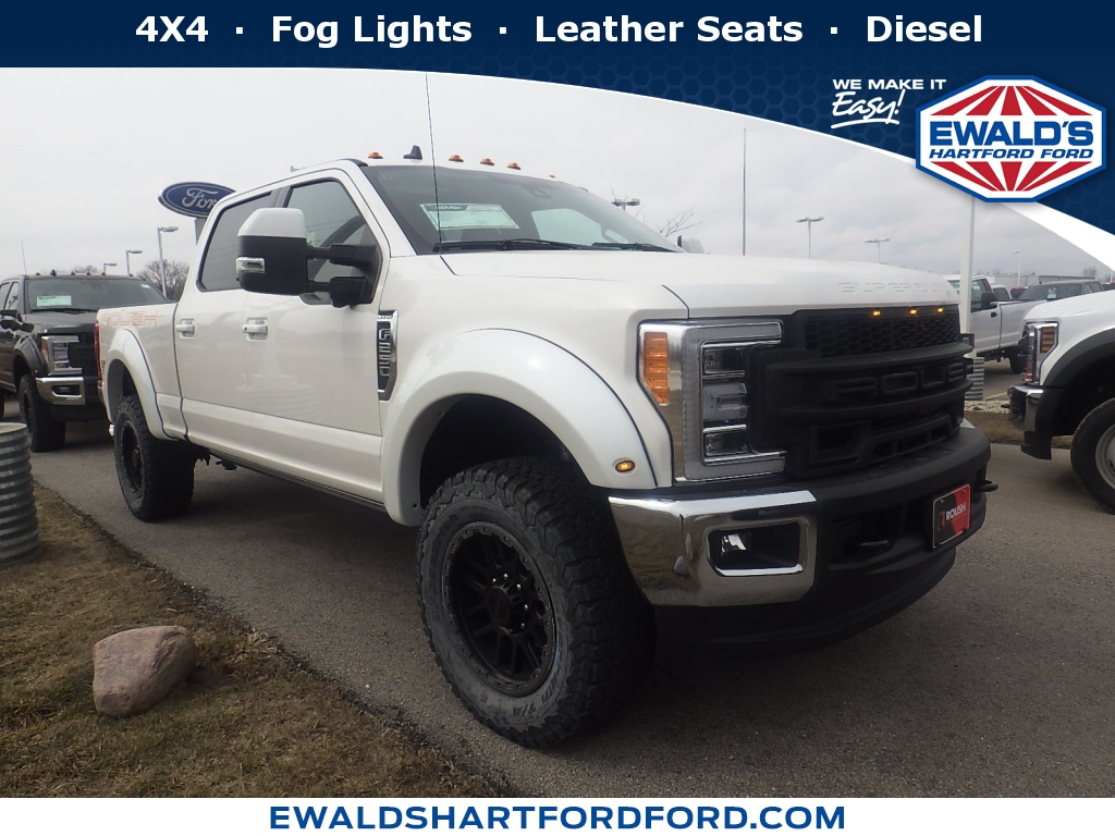 2019 Ford Super Duty F-250 SRW LARIAT, RSH20556, Photo 1