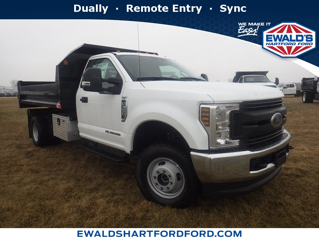 2019 Ford Super Duty F-350 DRW XL, HB20116, Photo 1