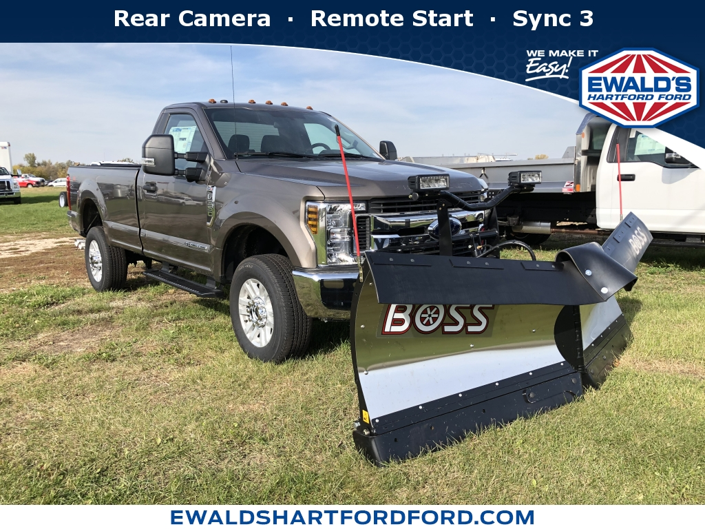 2019 Ford Super Duty F-250 Pickup LARIAT, HB21686, Photo 1