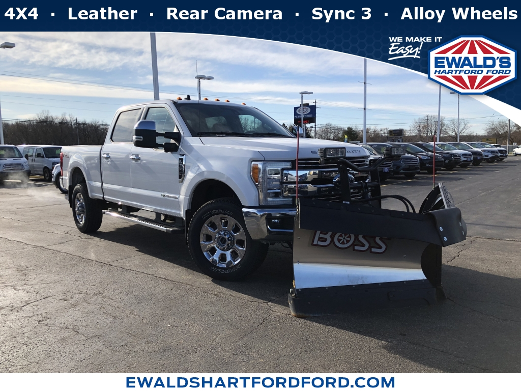 2019 Ford Super Duty F-250 Pickup LARIAT, HTB21817, Photo 1