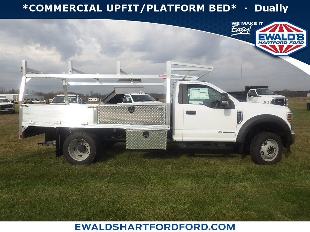 2019 Ford Super Duty F-450 DRW XL, HB21198, Photo 1