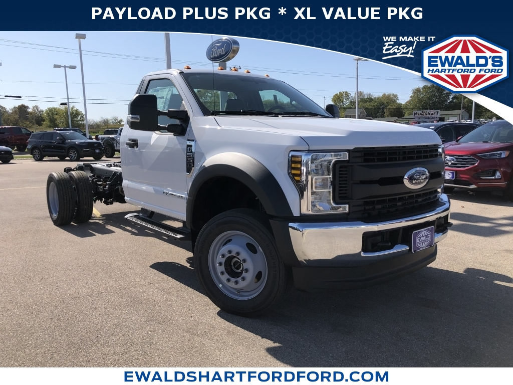 2019 Ford Super Duty F-550 DRW XL, HB21193, Photo 1