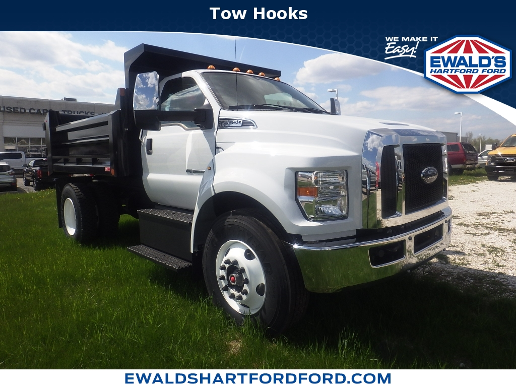 2019 Ford Super Duty F-650 Straight Fram Reg Cab, HB20187, Photo 1