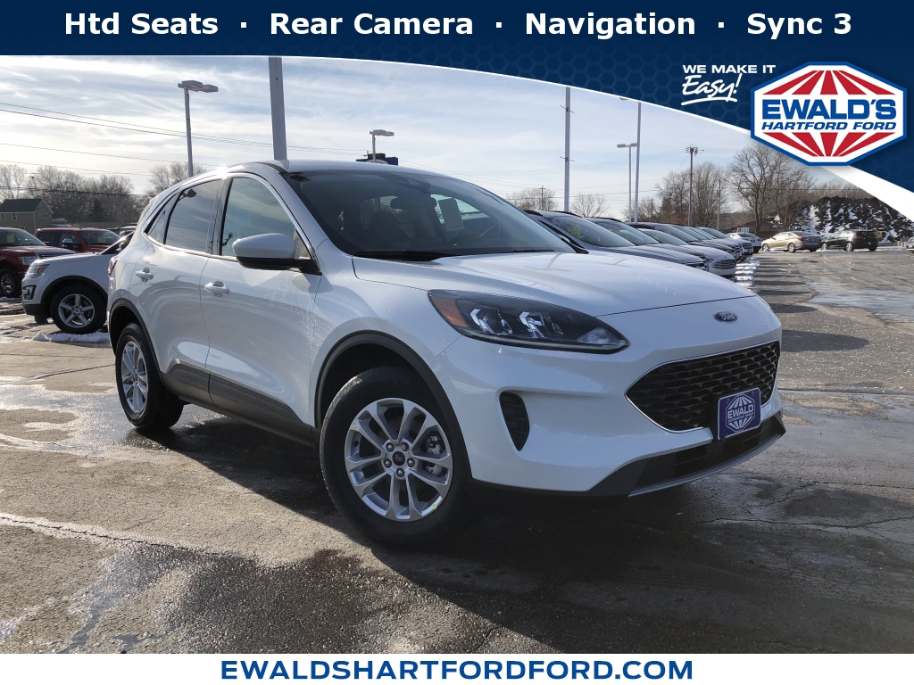 2020 Ford Escape S, HC21838, Photo 1