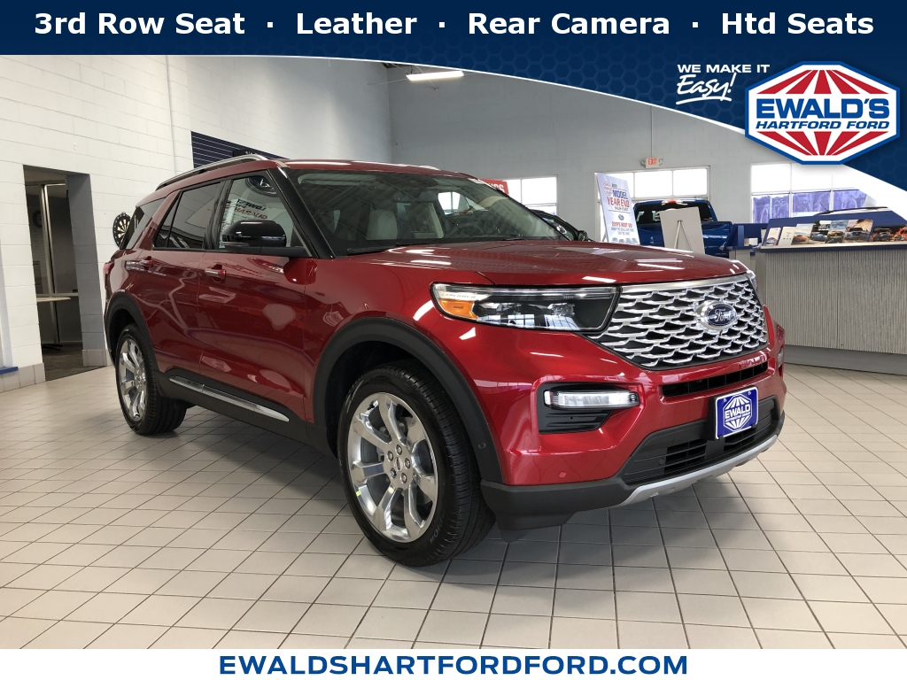 2020 Ford Explorer Platinum, HTC21500, Photo 1
