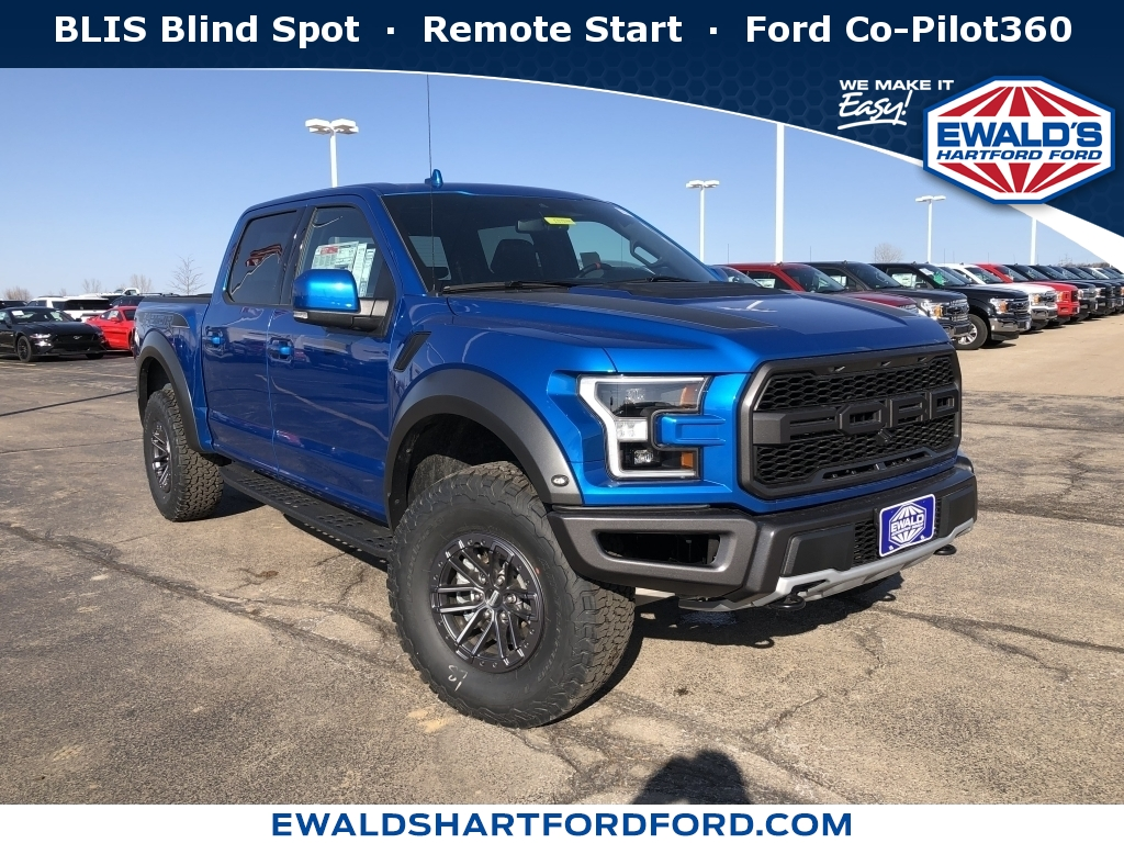2020 Ford F-150 Raptor, HC21907, Photo 1