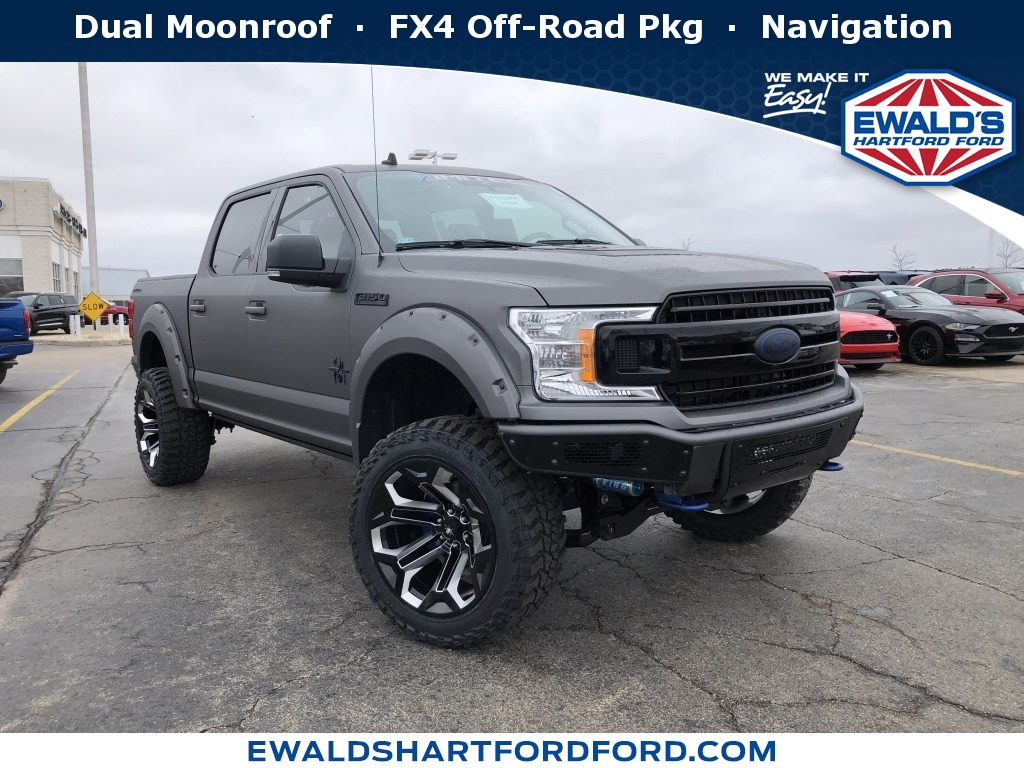 2020 Ford F-150 LARIAT, HC22024, Photo 1