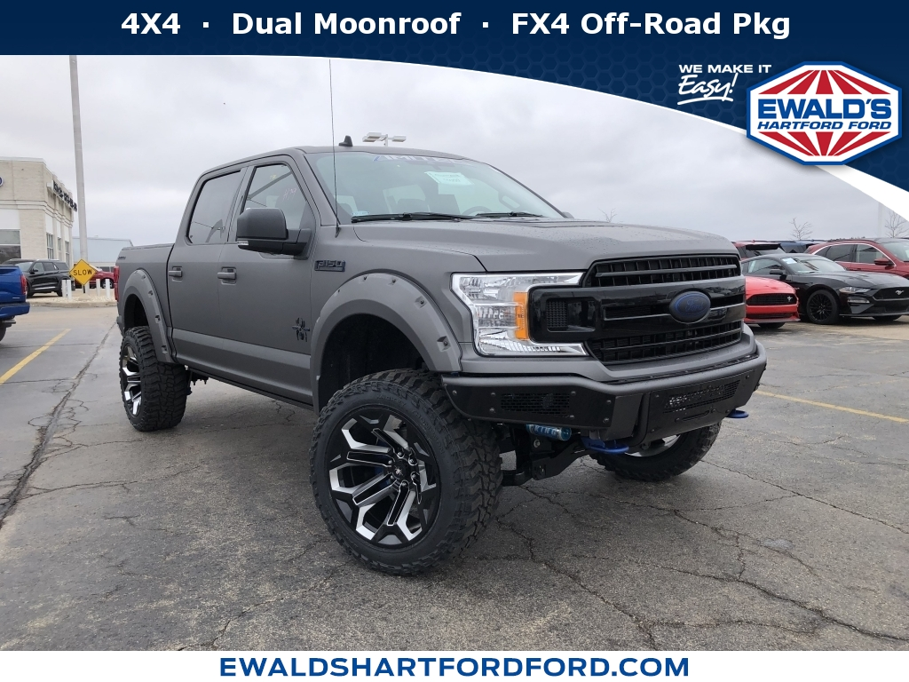2020 Ford F-150 XLT 4WD SuperCrew 5.5' Box, SCA22293, Photo 1