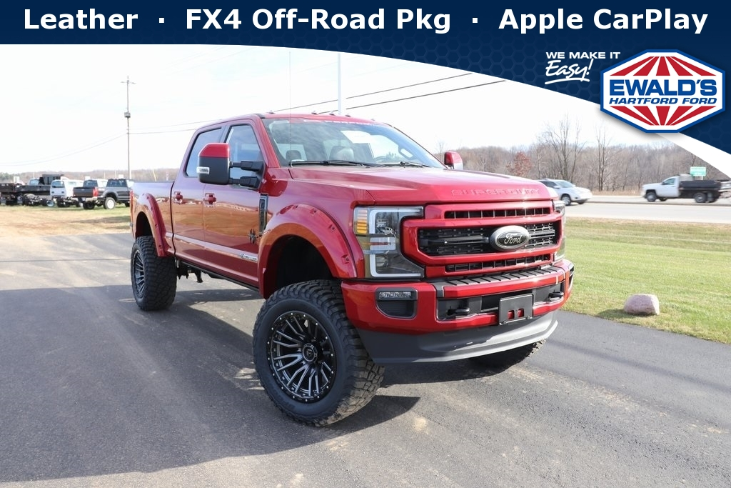 2020 Ford Super Duty F-350 SRW Pickup XL, D13605, Photo 1