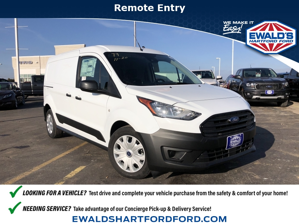 2020 Ford Transit Connect Van XL, HC21787, Photo 1