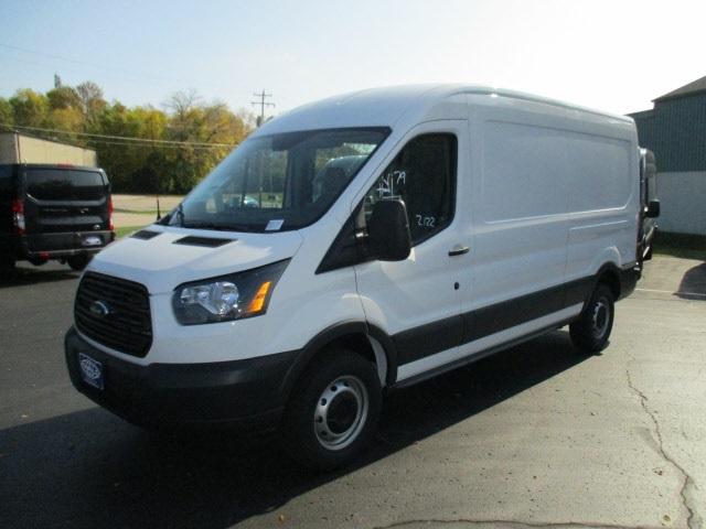 vehicle inventory new white 2015 ford transit cargo van stk s8251. Black Bedroom Furniture Sets. Home Design Ideas