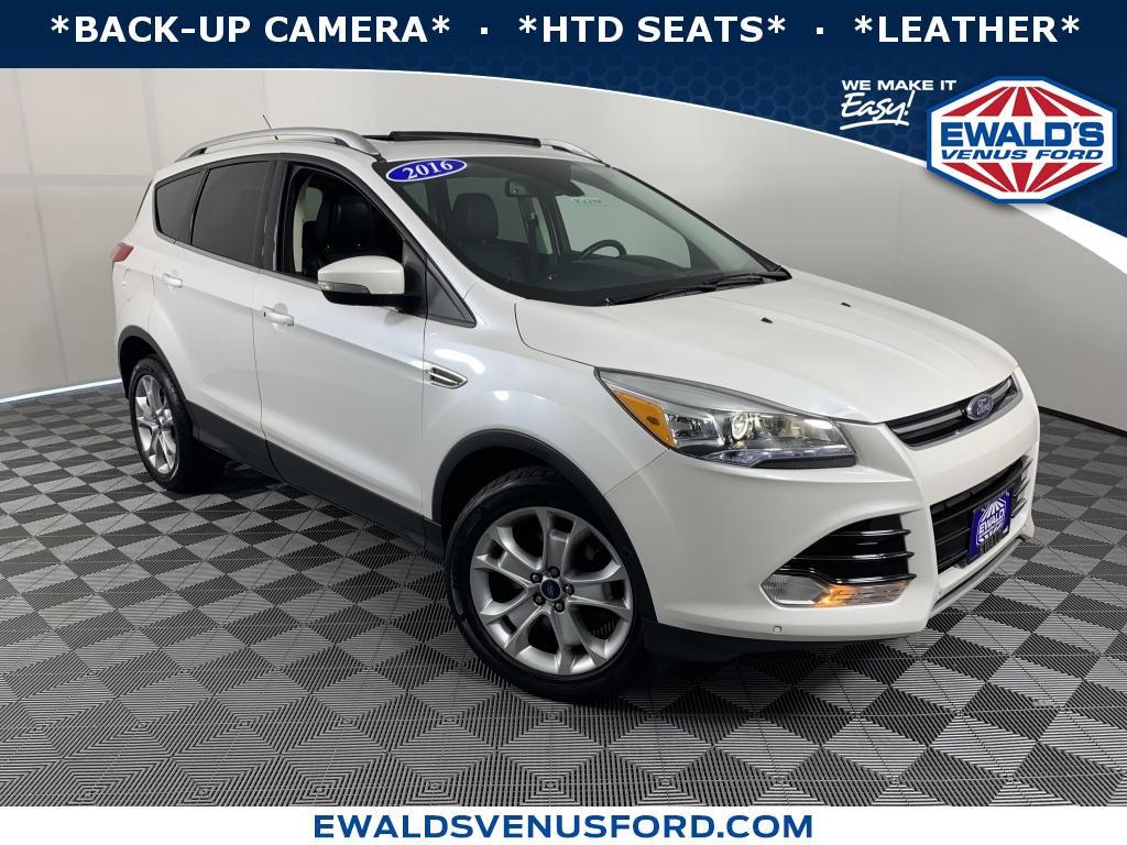 2016 Ford Escape SE, P16332, Photo 1