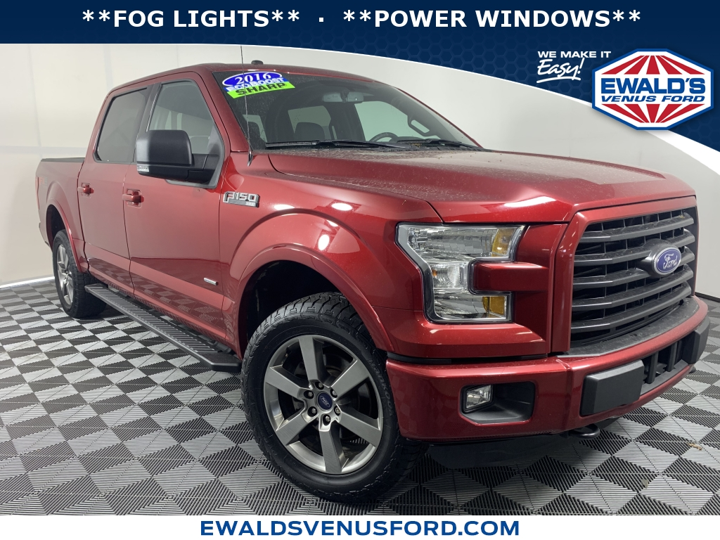 2016 Ford F-150 , P16289, Photo 1