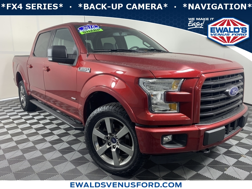 2016 Ford F-150 , P16539, Photo 1
