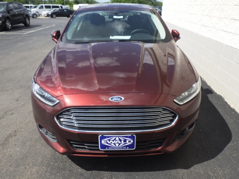 Ewald S Ford Fusion Gas Saver