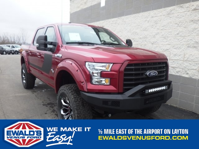 2017 Ford F-150 XLT, P16028, Photo 1