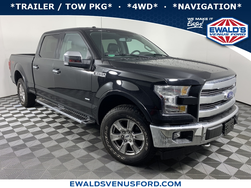 2017 Ford F-150 , P16289A, Photo 1