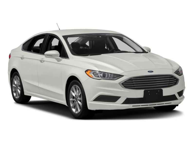 Brand New Ford Fusion For Lease And In Milwaukee
