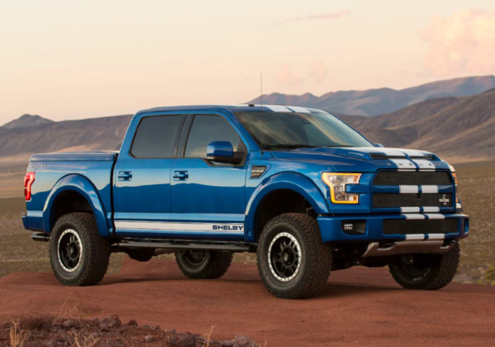 Each 2017 Ford F 150 Shelby Come With Two Csm Serial Number Plaques To Certify The Authenticity And Limited Availability