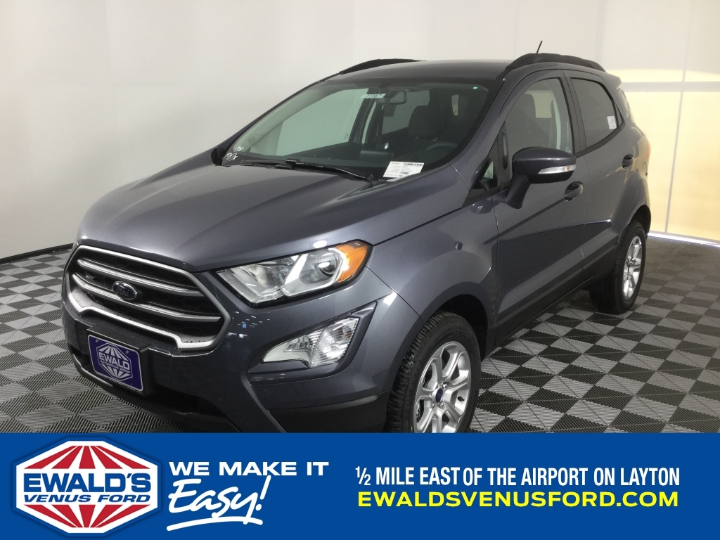2018 Ford EcoSport Titanium, HA18739, Photo 1