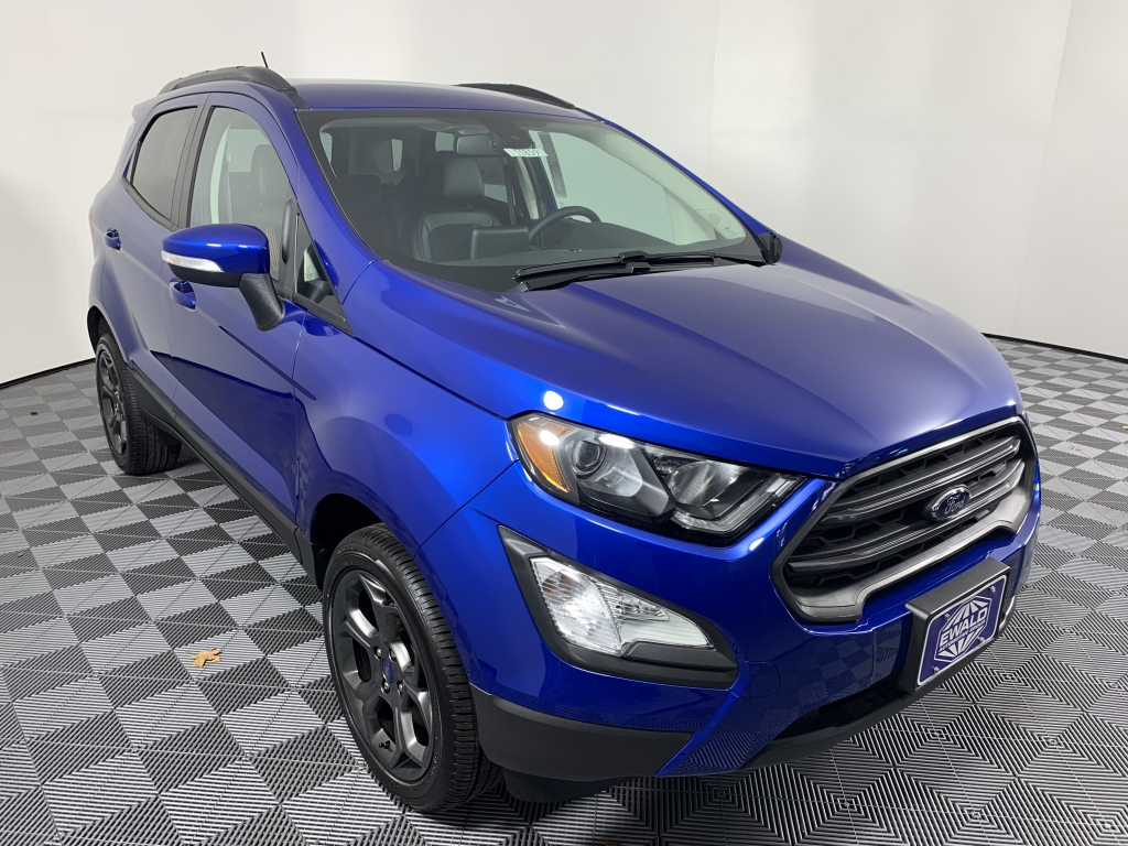 2018 Ford EcoSport Titanium, B11996, Photo 1