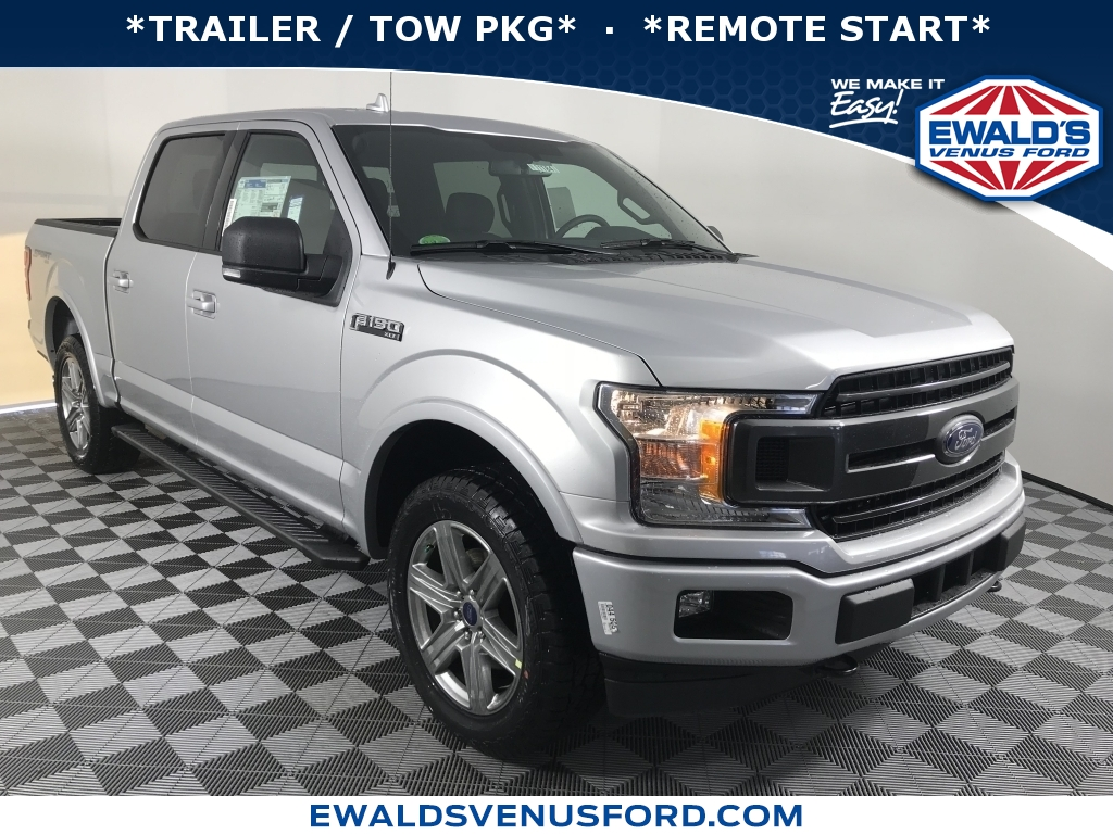 2018 Ford F-150 Lariat, BR11240, Photo 1