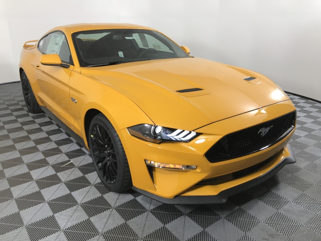 2018 Ford Mustang GT Premium, BS11732, Photo 1