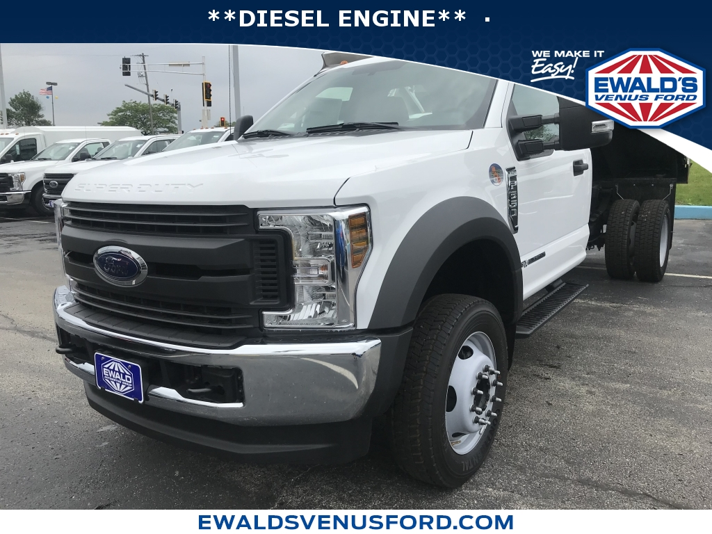 2018 Ford Super Duty F-550 DRW XL, B11624, Photo 1