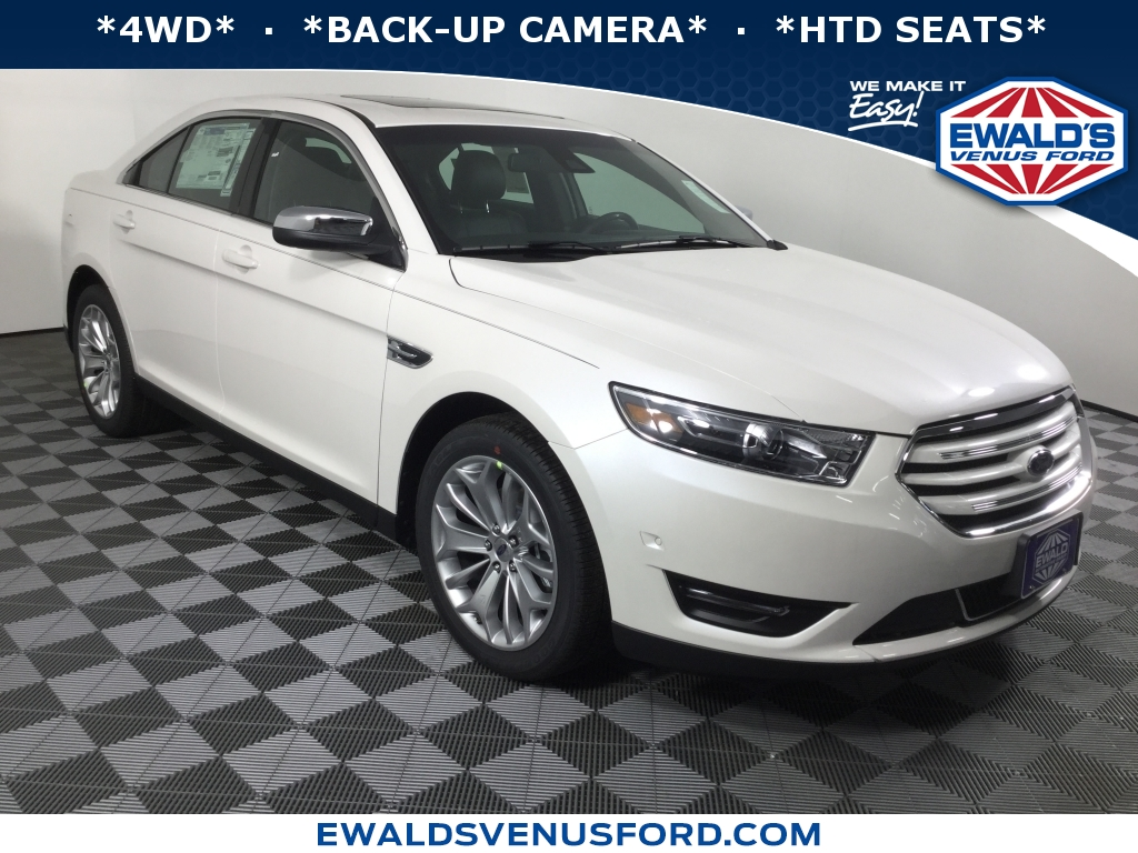 2018 Ford Taurus Limited, B10990, Photo 1