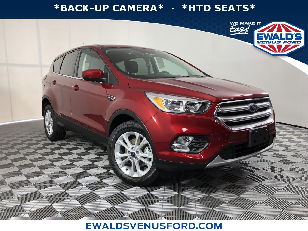 2019 Ford Escape SE, C12392, Photo 1