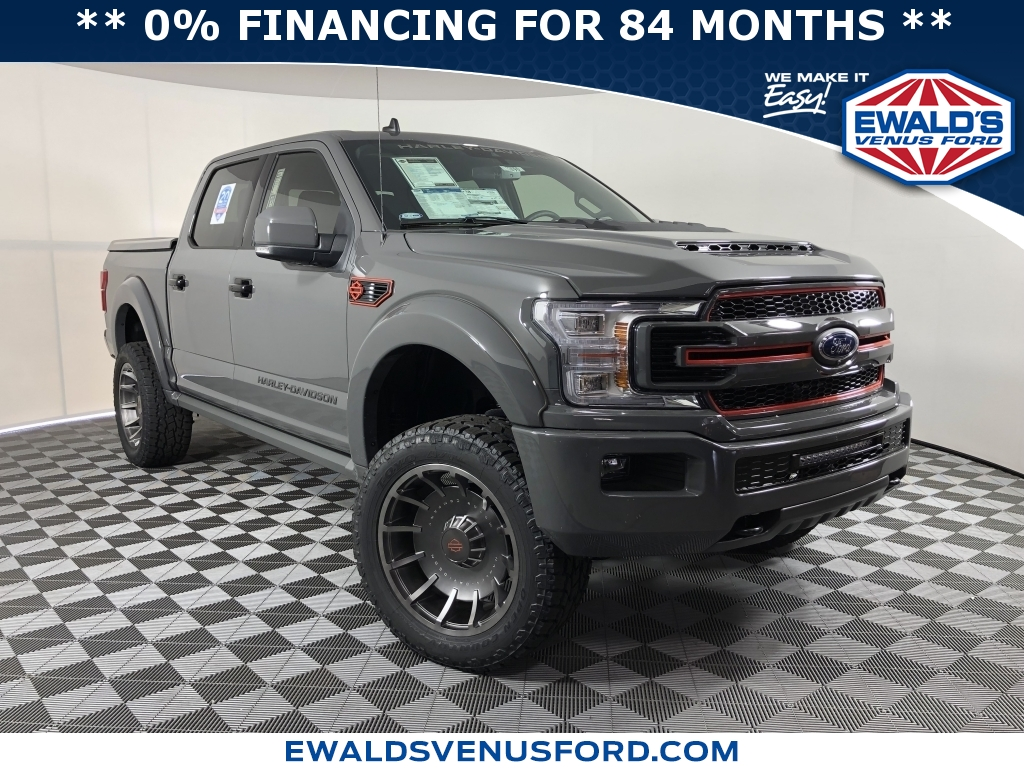 2019 Ford F-150 LARIAT 4WD SuperCrew 5.5' Box, C12515, Photo 1