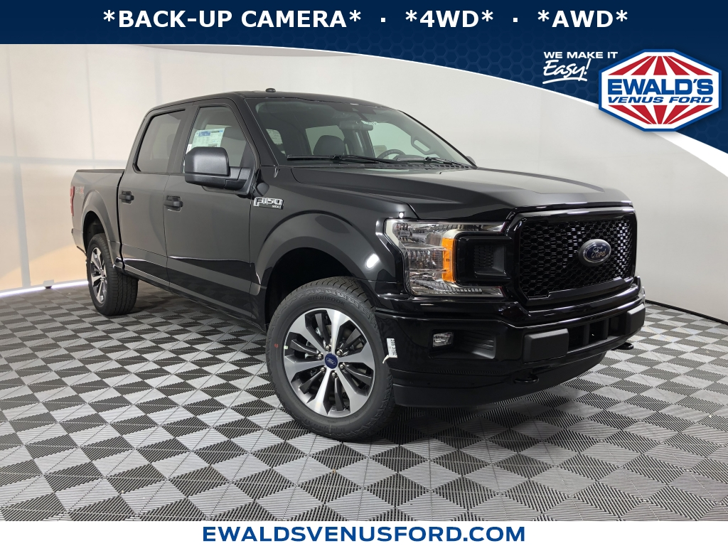 2019 Ford F-150 XL, C12394, Photo 1