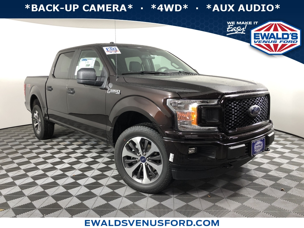 2019 Ford F-150 XL, C12372, Photo 1