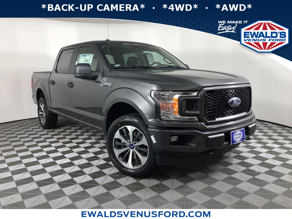2019 Ford F-150 LARIAT, C12670, Photo 1