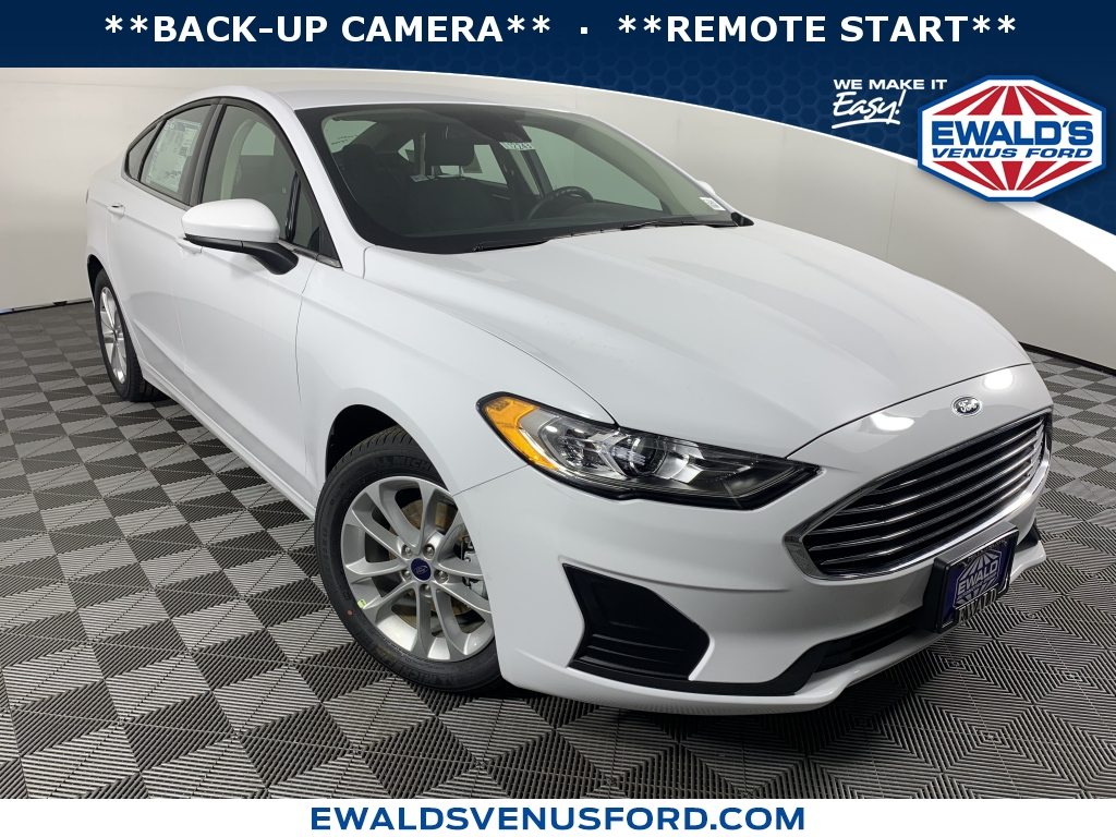 2019 Ford Fusion S, C12245, Photo 1