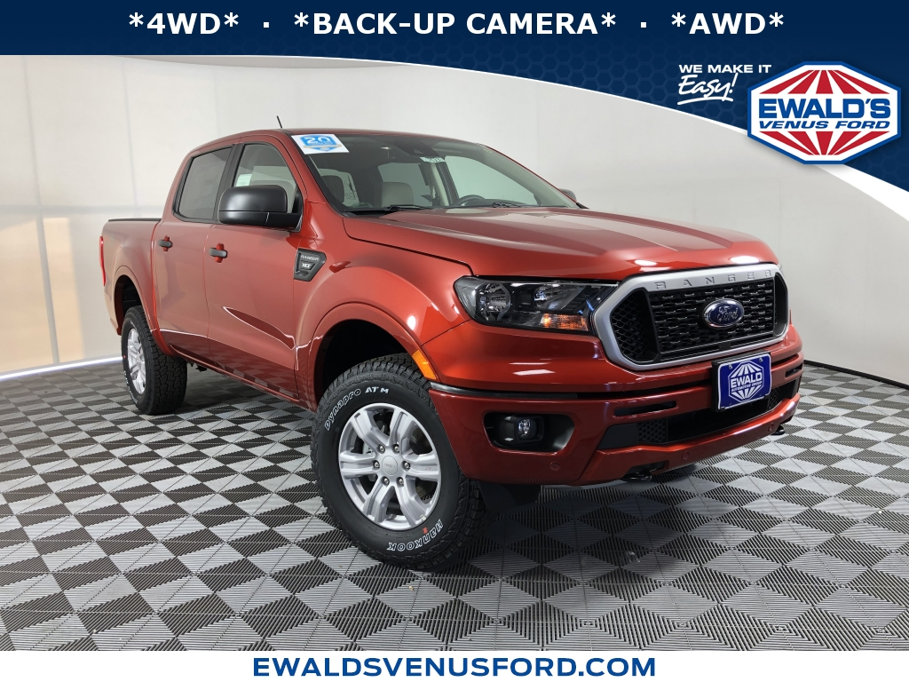 2019 Ford Ranger XLT, C12460, Photo 1