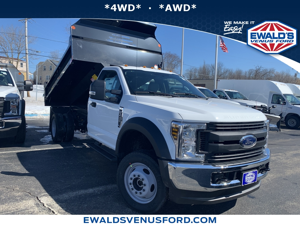 2019 Ford Super Duty F-450 DRW Platinum, C12213, Photo 1