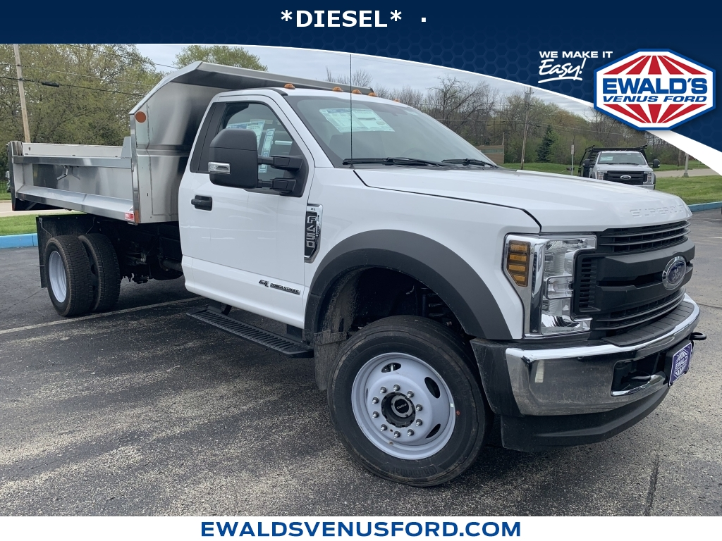 2019 Ford Super Duty F-350 DRW XL, C12304, Photo 1