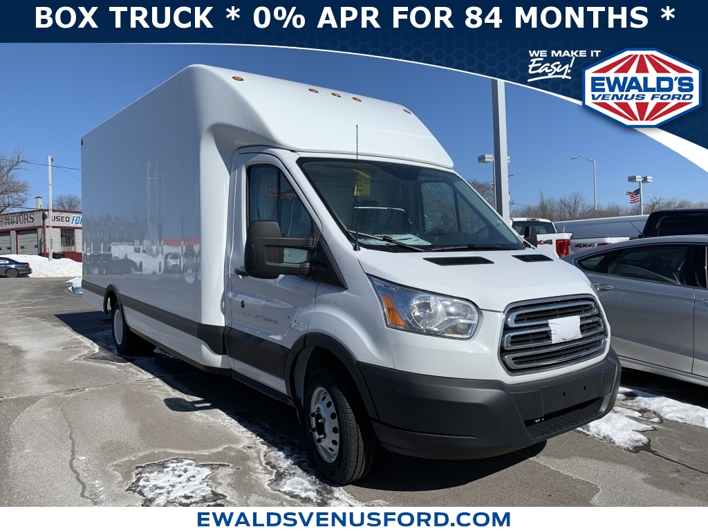 2019 Ford E-Series Cutaway , HB20851, Photo 1