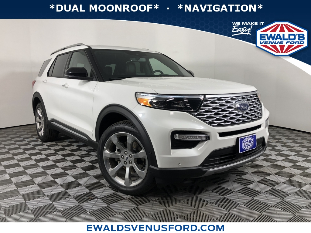 2020 Ford Explorer XLT, DD12868, Photo 1