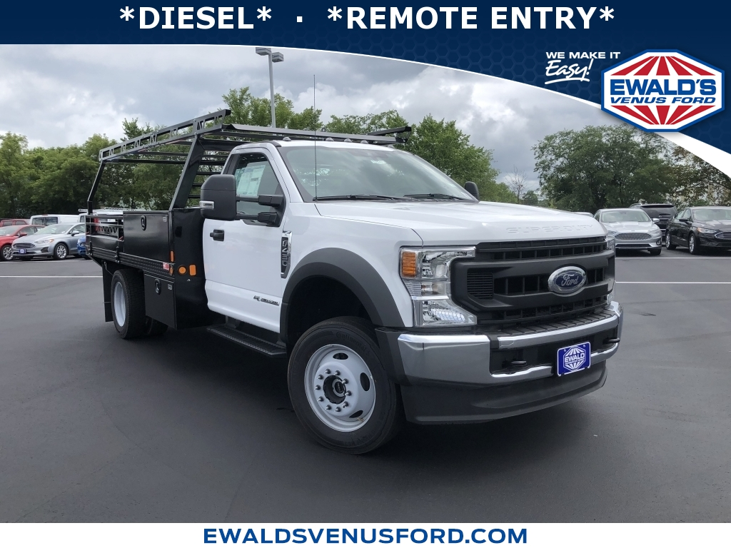 2020 Ford Super Duty F-550 DRW Chassis C XL, D13521, Photo 1