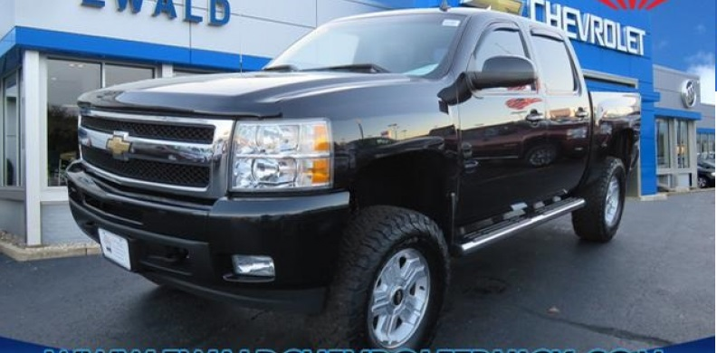 Used Chevy Silverado For Sale >> Find Used Chevy Silverado Trucks For Sale Right Here Ewald