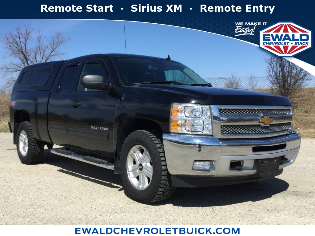 2013 Chevrolet Silverado 2500HD LTZ, 18C591A, Photo 1
