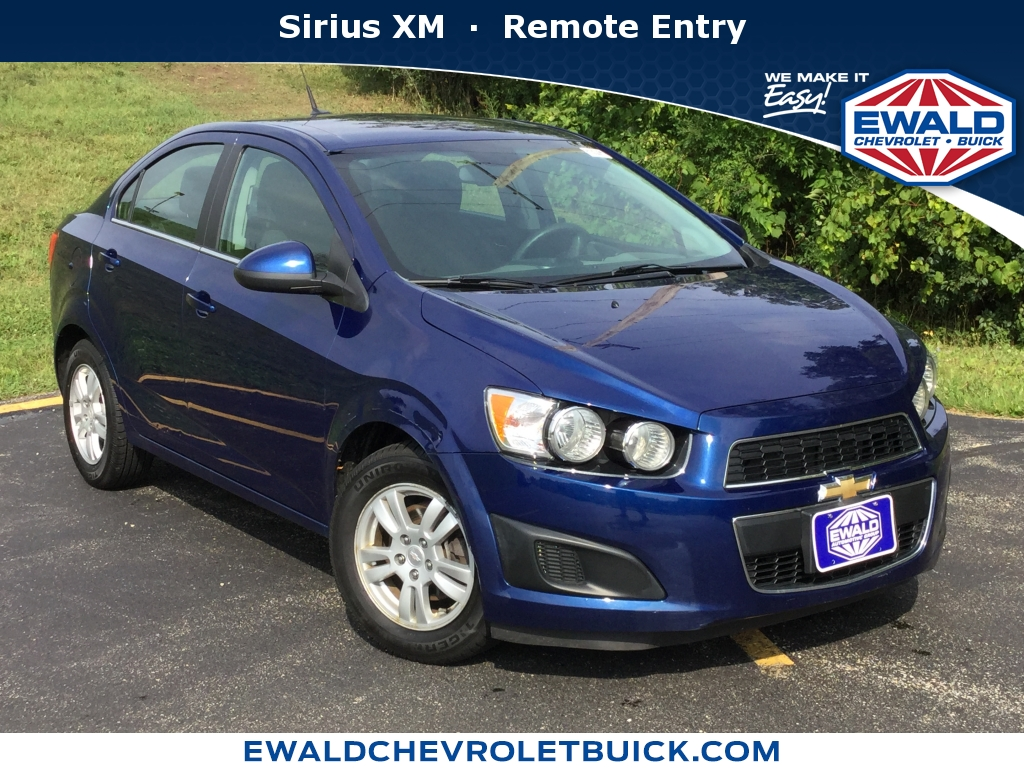 2019 Chevrolet Sonic Hatchback LT, 19C738, Photo 1