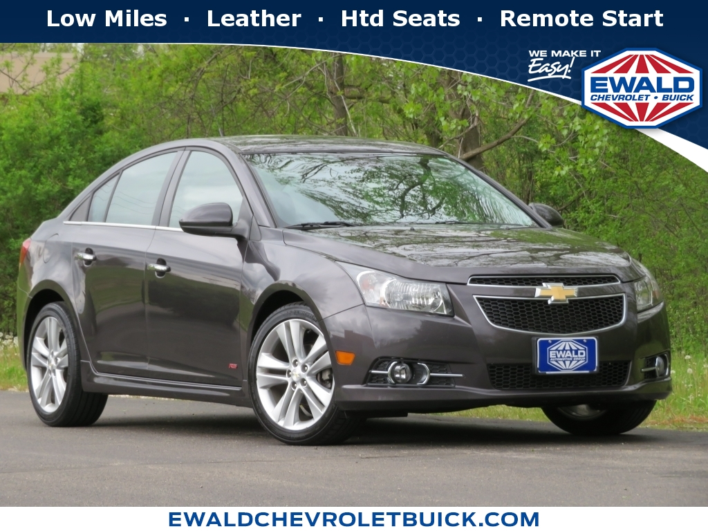 2012 Ford Focus 4-door Sedan SEL, GP4674A, Photo 1