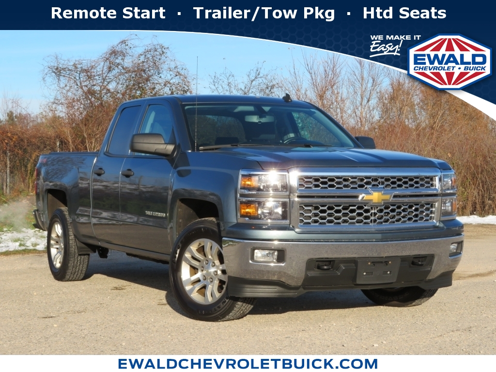2014 Chevrolet Silverado 1500 LT, 20C149A, Photo 1