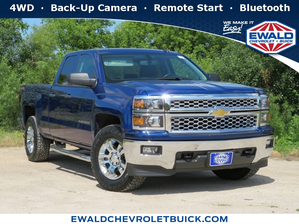 2014 Chevrolet Silverado 1500 LT, 19C567A, Photo 1