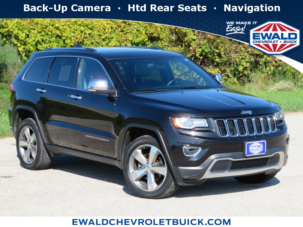 2014 Jeep Cherokee Latitude, 19C333B, Photo 1
