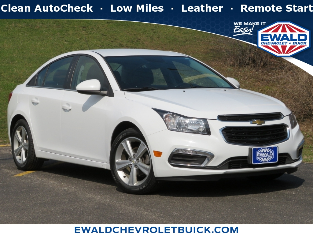 2017 Chevrolet Cruze Premier, GP4648, Photo 1