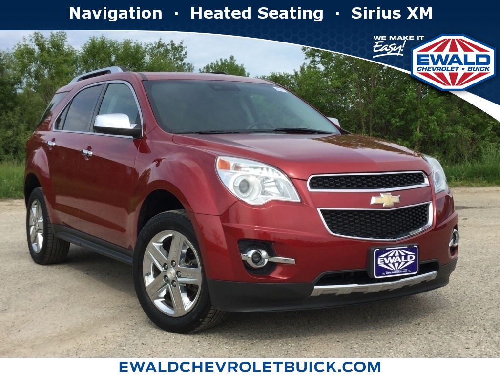 2015 Chevrolet Equinox LTZ, 19C285A, Photo 1